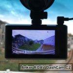 ドラレコ『Anker ROAV DashCam C2』の搭載機能や使用した感想