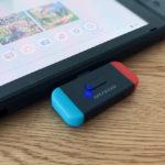 可愛いデザインのSwitch用Bluetoothトランスミッターを試してみた!